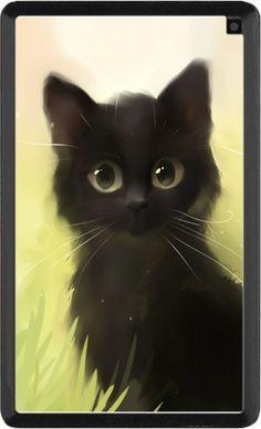 Savage Cat Art Print by apofiss - X-Small Pet Anime, Anime Animals, Warrior Cats, Cat Art Print, Cute Animal Drawings, Cat Drawing, Animal Paintings, Cute Baby Animals, Cute Art