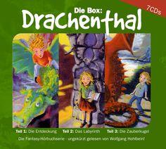 Drachenthal - Wolfgang Hohlbein (ZYX) EAN: 0090204914715  Kaufen: http://www.hoerdeutsch.de/drachenthal-1-3-die-sammelbox.html