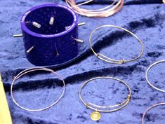 How to set up the Artistic Wire 3D Bracelet Jig #Wire #Jewelry #Tutorials