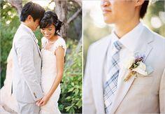 groom looks