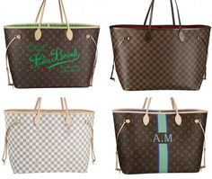 My Favorite Bags Louis Vuitton Neverfull