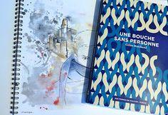 CaroLigne...: Une Illustration pour un livre coup de coeurUne B...