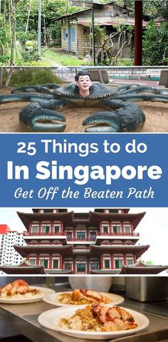 Find cool, quirky and hidden things to do in Singapore. | Food and restaurants in Singapore | Unusual hotels in Singapore | Weird attractions in Singapore | Things to do at Changi airport | Singapore bucket list