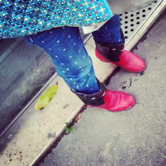 @janettesvn Instagram photos   #Cowboyboots #jeans #kidno2 #Paris #igersparis