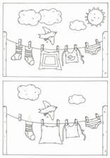 Find 5 missing things about this picture. Preschool Learning Activities, Kindergarten Worksheets, Worksheets For Kids, Toddler Activities, Preschool Activities, Activities For Kids, Hidden Pictures, Pre School, Find 5