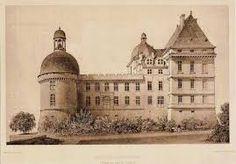 Château  HAUTEFORT.COM, 3) PORTRAIT DES ARCHITECTES DE HAUTEFORT, 2: JACQUES MAIGRET, : ..l'aile du châtelet d'entrée, etc. Si Nicolas Rambourg est l'architecte du château, Jacques Maigret est celui de l'hospice de Hautefort, édifié à la demande du marquis, conformément à l'édit de Louis XIV du 14 juin 1662. L'acte de fondation de 4 février 1669 fait mention de toutes les intentions du marquis respectant ainsi la volonté royale: l'enfermement des pauvres, leur instruction, leur travail.