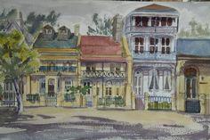 watercolour Julia Hardman