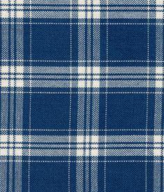 Stockbridge Plaid Fabric