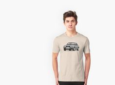 Cool automobile t-shirts, apparels, mugs, hats, fridge magnets and other great gifts. Classic Cars, E30, Automobile, Mens Tops, T Shirt, Logo, Amazing, Illustration, Design