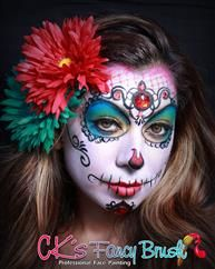 impresionante Face Painting