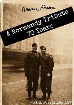 Normandy Tribute 70 Years by coconutheadsurvivalguide.com