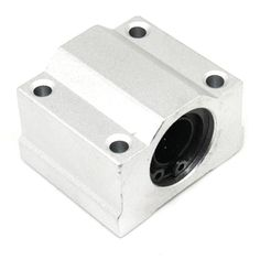 1 Piece SC10UU SCS10UU 25mm Linear Motion Ball Bearing Slide Bushing Linear Shaft for CNC #Affiliate
