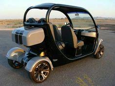 Full Custom Gem Car Grey Over Black By Innovation Motorsports
