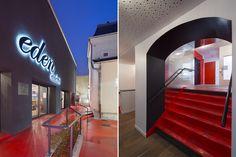 Olivier Palatre Architects, Eden Cinema, Montmorency, France