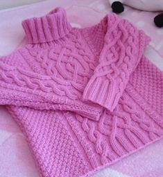 Араны для вязания свитера