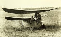 September 10, 1933: First flight of the Mignet HM.14