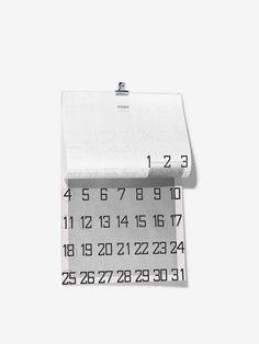 Ryosuke UEHARA(kigi) Calendar Layout, Calendar Ideas, Calendar Design, Cool Calendars, Calander, Japanese Style, Magazine Design, Editorial Design, Layout Design