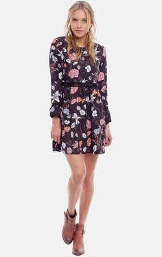 Rhythm Wallflower Dress - Frendz & Co.  - 2