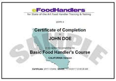 How To Get A Food Handlers Permit In Idaho