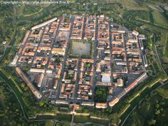 Neuf-Brisach fortress