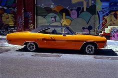 Orange 1970 Plymouth GTX  My Honey HAD one of these....