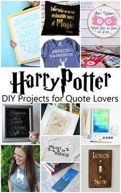 50 More Magical Harry Potter Projects