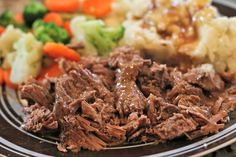 Dr. Pepper Roast - 1 can cream of mushroom, 2 - Popular Food & Drink Pins on Pinterest