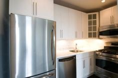 How to Get Dents Out of Stainless Steel Appliances