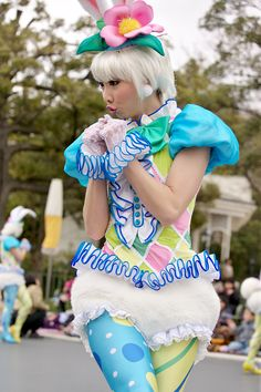 2012 ディズニー・イースターワンダーランド : 真珠色の時間。。。