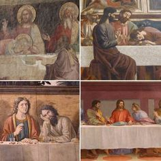 Last Supper Fresco Paintings in Florence: An Urban Itinerary to Explore Florence Art
