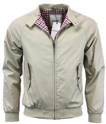 2f12351a Ben Sherman Harrington Jacket, Uk Fashion, Retro Fashion, Modern Gentleman, Ben  Sherman