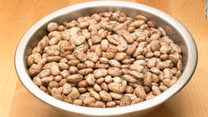This is a story about pinto beans. But first it's a story about my mountain people and one of our curious traditions. http://cnn.it/1ni3i9E