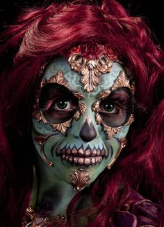 Sugar skull  BodyFX | www.bodyfx.co.nz