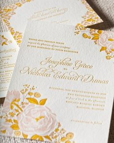 "See the ""Reception Line or Card"" in our 8 Details to Include When Wording Your Wedding Invitation gallery"