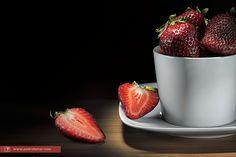strawberrys still life