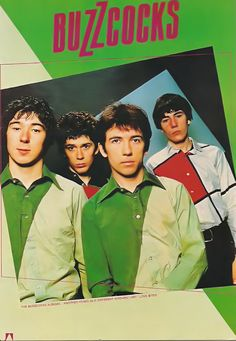 10 canciones - In memoriam Pete Shelley & Buzzcocks Indie Pop, Rock & Pop, Rock N Roll, Music Is Life, My Music, Dope Music, Punk Rock, Photo Rock, Proto Punk