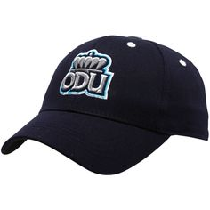 Top of the World Old Dominion Monarchs Navy Blue Youth One-Fit Hat - $14.39