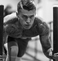Model Stephen James for SA Projects
