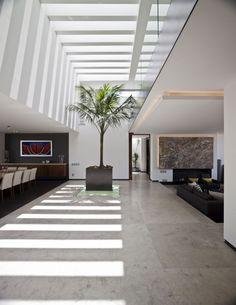 Casa Río Hondo by a.a.a Almazán y Arquitectos Asociados | HomeDSGN, a daily source for inspiration and fresh ideas on interior design and ho...