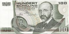 Collecters Item: Austria 100 Schilling 1984 Pick 150 Look Scans - Financializer Store Kitsch, Folding Money, Gold Money, Coin Collecting, Retro, Austria, Childhood Memories, The 100, The Past
