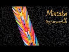 MINTAKA Hook Only bracelet tutorial - YouTube