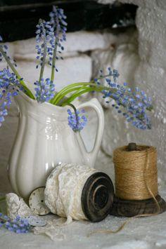 time creation sachets fleur handmade blog deco