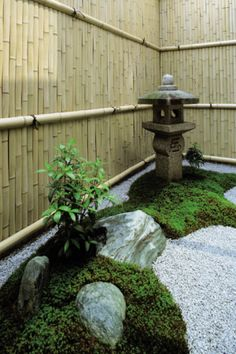 Small scale japanese garden gardens home design and - Jardines japoneses zen ...