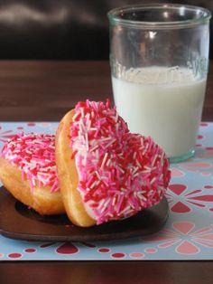 Tartelette: Doughnuts For My Valentine