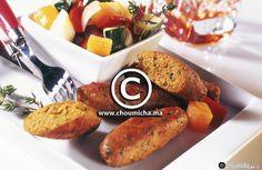 Brochettes de kefta de sardines