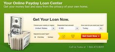 Get payday loans right on the internet!