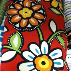Outdoor fabric?