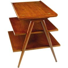 American Of Martinsville magazine table