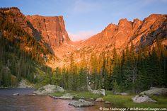 Dream Lake, Rocky Mountain National Park, Colorado