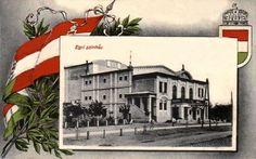 Egri színház 1915 Hungary, Louvre, Travel, Viajes, Destinations, Traveling, Trips